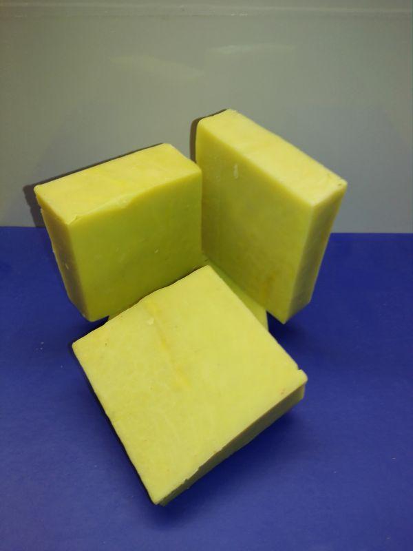 Olivové krájené mýdlo
